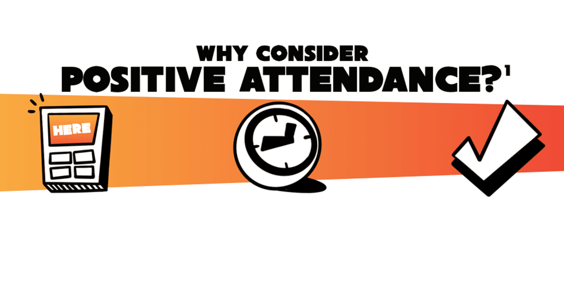 One-Page Pitch: Positive Attendance
