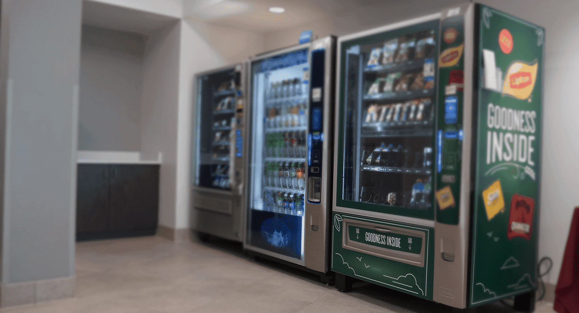 Integrate Your Vending Machines with Skyward