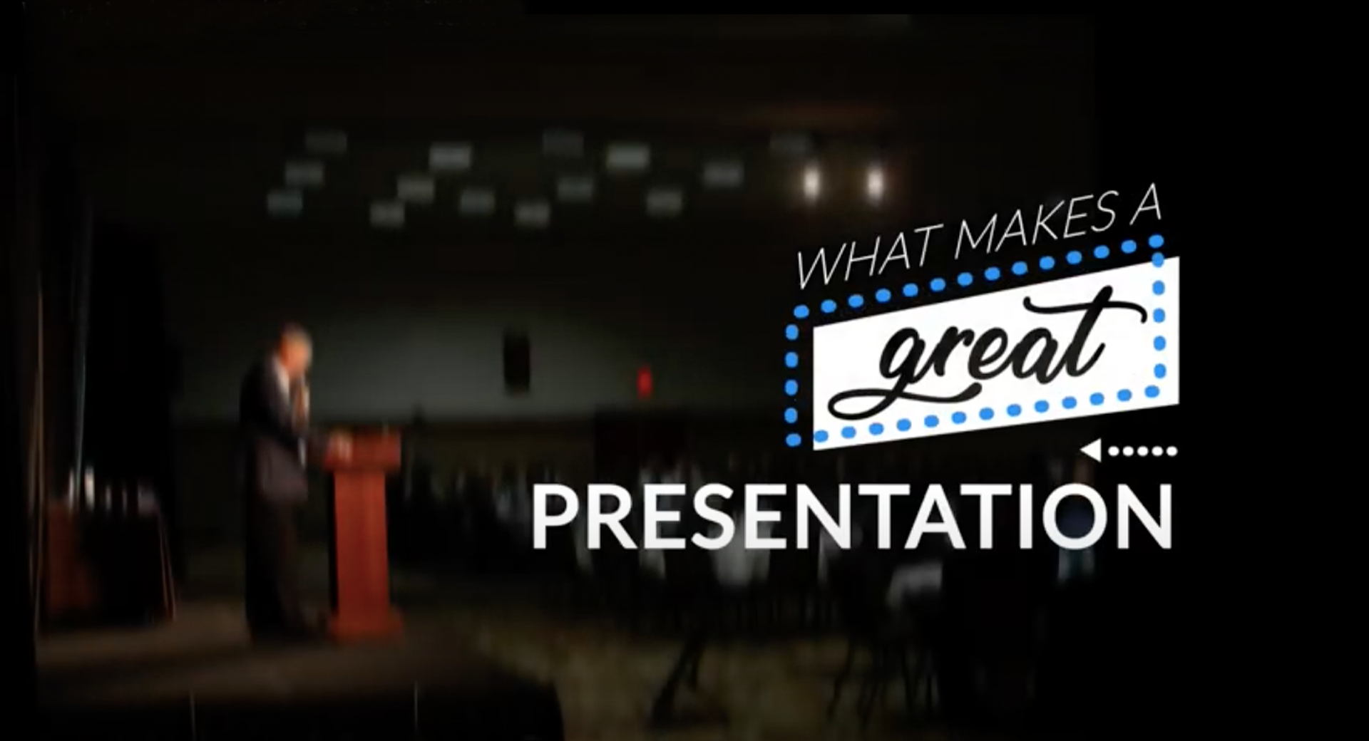 From Educators, To Educators: Tips for Better Presentations