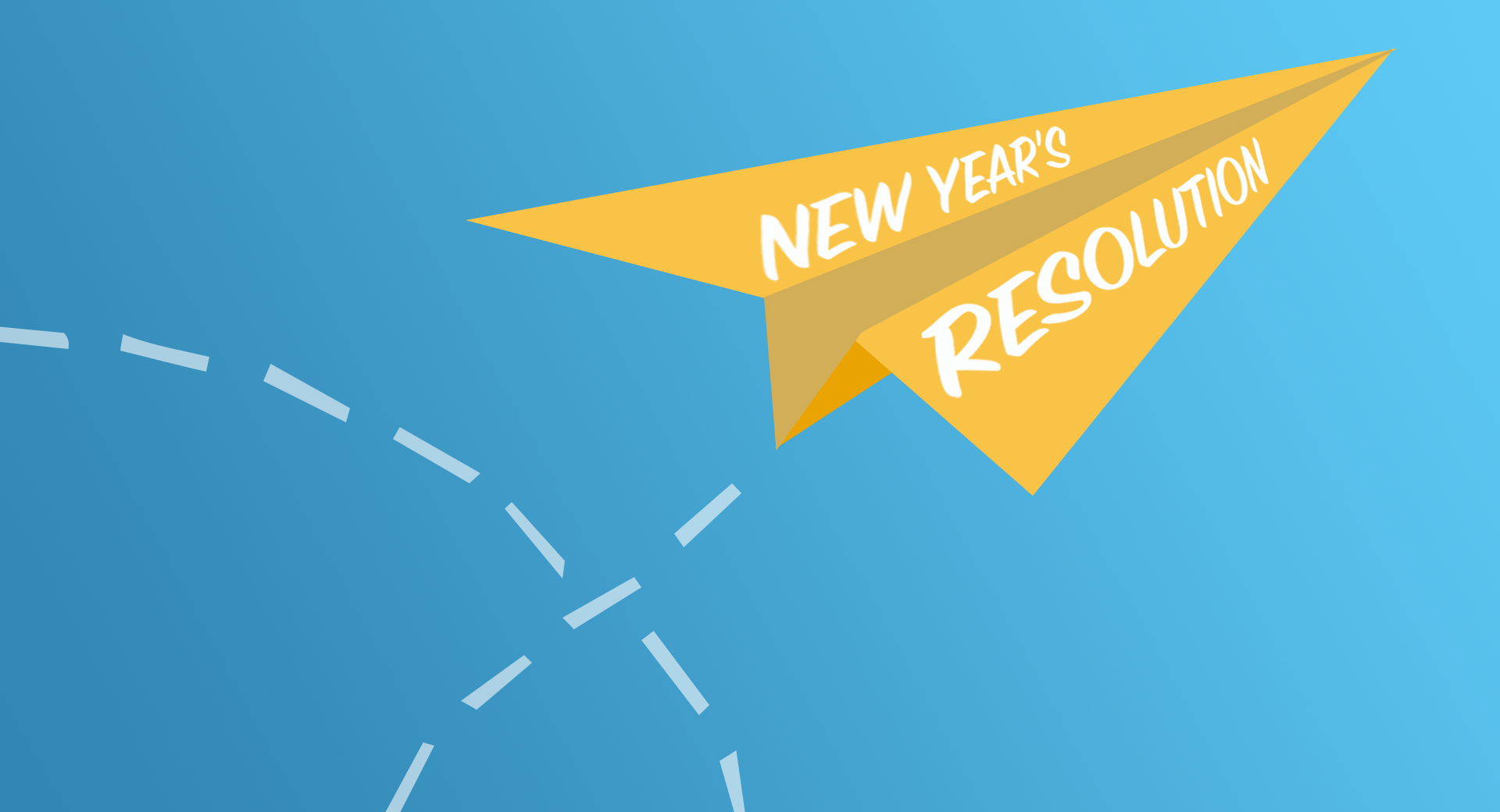 Less Paper, Not Paperless: A New Year's Resolution