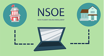 Maintaining Social Distance with Online Enrollment