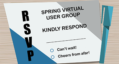 Free Virtual Spring User Group—You're Invited!