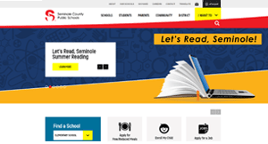 Seminole County Public Schools, FL - District Branding