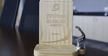 Bubbler Award