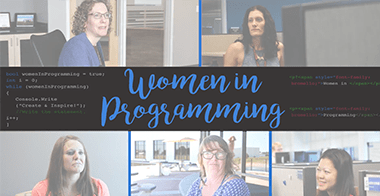 Woman in Programming