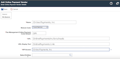Power-Up: Online Payment Setup